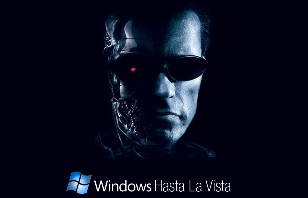 Windows Vista EOL